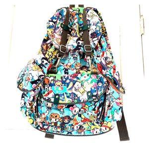 Tokidoki backpack 2009